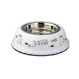 MISKA - nerez pro kočky v PLASTU 0,25l/12cm