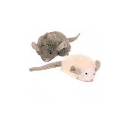 HRAČKA mikročipová myš 6,5cm
