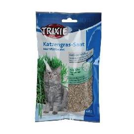 Trixie cat TRÁVA Biograss pro koťata (sáček) 100g