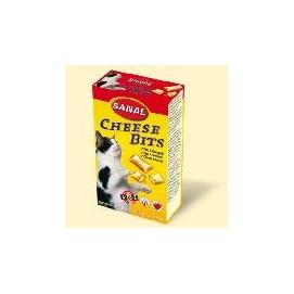 Sanal cat CHEESE BITS 75g