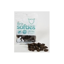BRIT Softies cat HAIR/SKIN 50g