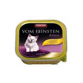 ANIMONDA cat paštika KITTEN drůbeží 100g