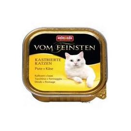 ANIMONDA cat paštika KASTROVANÁ kočka KRŮTA/SÝR 100g