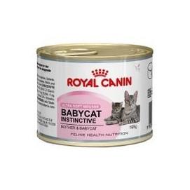Royal Canin cat pěna BABY CAT 195g
