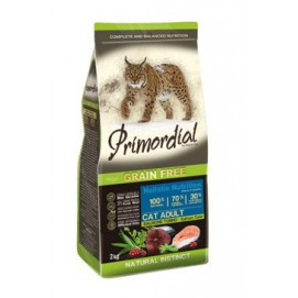 Primordial GF Cat Adult Salmon Tuna 2kg