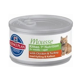 Hills cat konz. KITTEN /mousse 85g