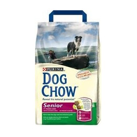 PURINA dog chow SENIOR 14kg