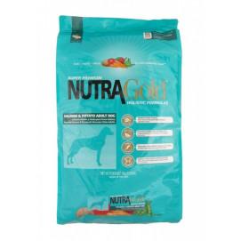 NUTRA GOLD SALMON/potato 15kg