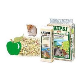 Podestýlka CHIPSI GREEN aple 60l/3,2kg