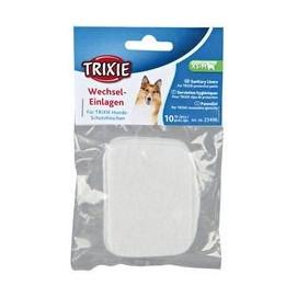 Trixie dog náhradní VLOŽKY 10ks k hárač.L-XL