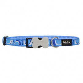 Obojek RD CIRCADELIC BLUE 1,2/20-32cm