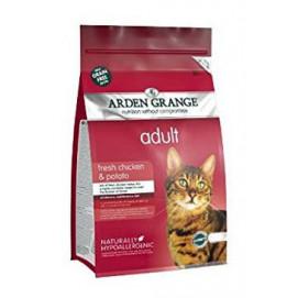 Arden Grange Cat Adult Chicken&Potato 2kg