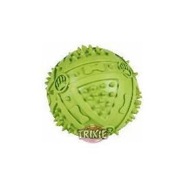 HRAČKA míč s BODLINKAMI 9cm