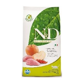 N&D grain free cat ADULT BOAR/apple 1,5kg