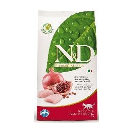 N&D grain free cat ADULT CHICKEN/pomegranate 5kg