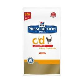 Hills cat c/d urinary stress chicken 1,5kg