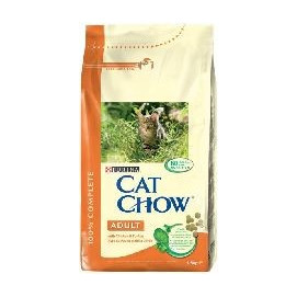 PURINA cat chow ADULT kuře/krůta 1,5kg