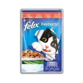 FELIX kapsa FANTAS. losos/cuketa 100g