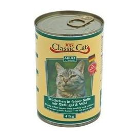 CLASSIC cat 415g DRŮBEŽ/zvěřina (12ks)