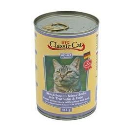 CLASSIC cat 415g KROCAN/kachna (12ks)