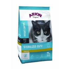 Arion Cat Original Sterilized Chicken 7,5kg