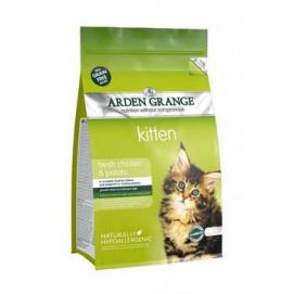 Arden Grange Cat Kitten Chicken&Potato 400g
