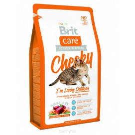 BRIT CARE cat OUTDOOR - CHEEKY 7kg