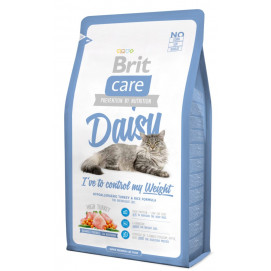 BRIT CARE cat WEIGHT - DAISY 7kg