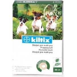 Antiparazitní obojek KILTIX 38cm
