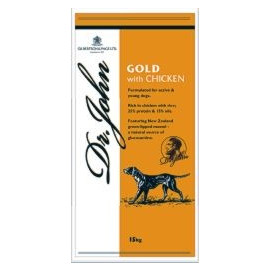 GILPA dog DR.JOHN GOLD 15kg