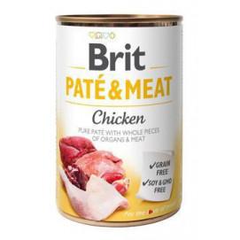 Brit paté chicken