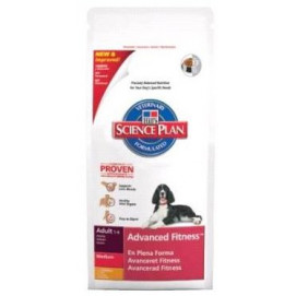 Hills ADULT MEDIUM/chicken 12kg