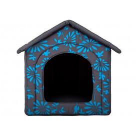 Domeček pro psa Reedog Grey Flower