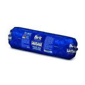 BRIT dog sausage WHITE FISH/potatoes 800g