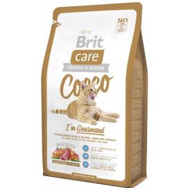 BRIT CARE cat GOURMAND - COCCO 7kg