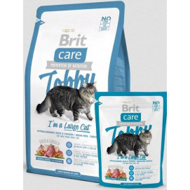 BRIT CARE cat LARGE - TOBBY 2kg