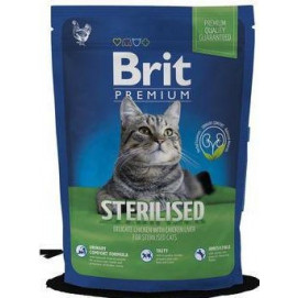 BRIT cat STERILISED 8kg