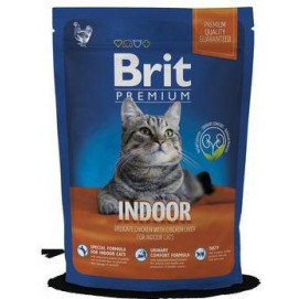 BRIT cat INDOOR 1,5 kg