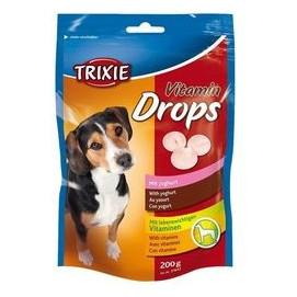 Trixie dog poch. drops JOGURT 75g