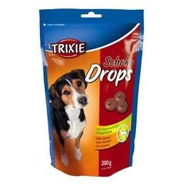 Trixie dog poch. drops SCHOKO 200g