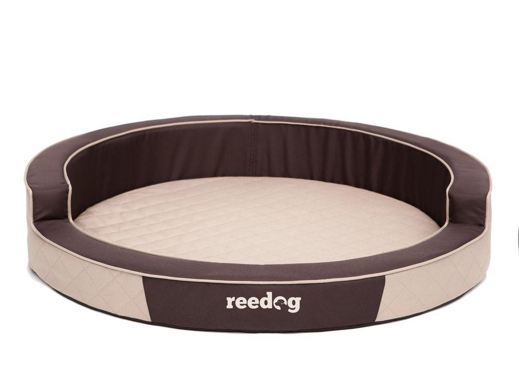 Pelíšek pro psa Reedog Beige Ring - L
