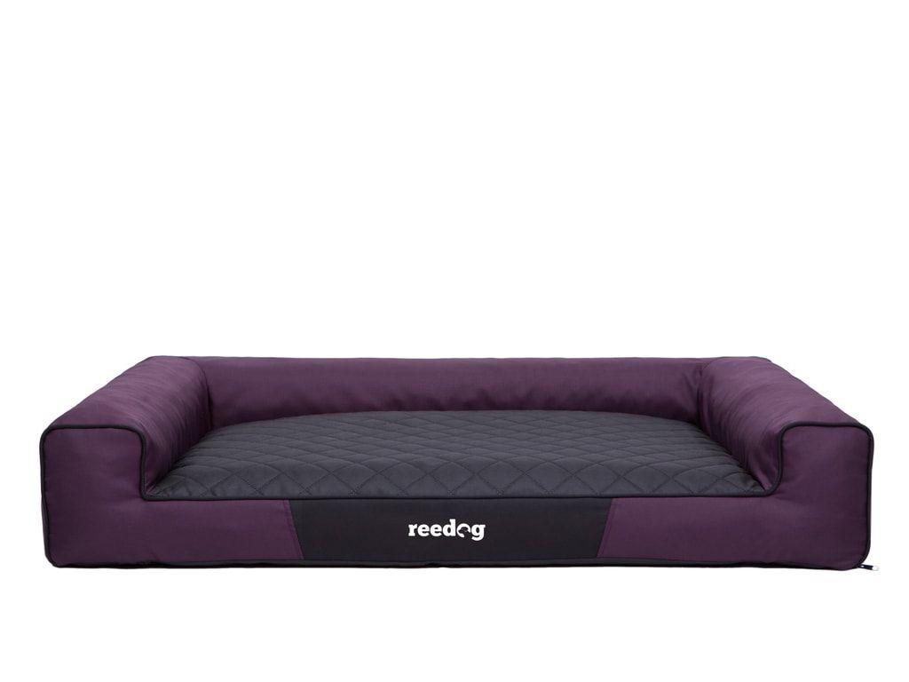 Pelíšek pro psa Reedog Purple Victory - L