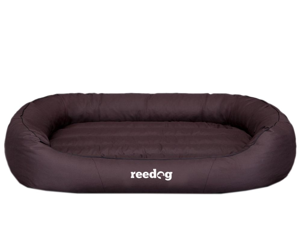 Pelíšek pro psa Reedog Round Brown - XL