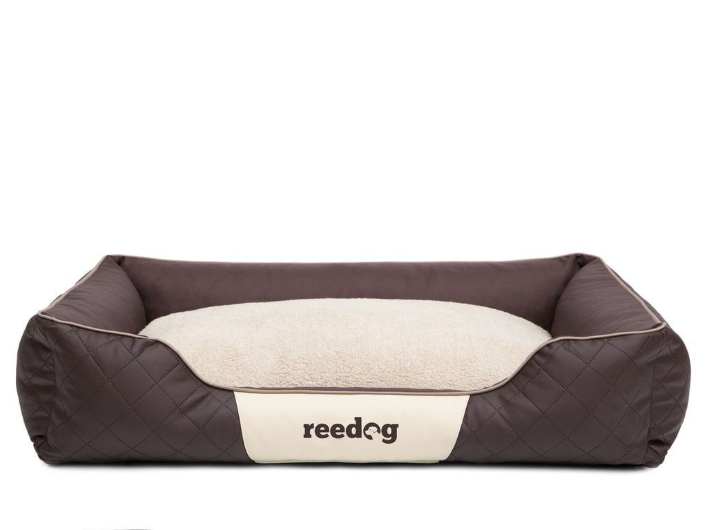 Pelíšek pro psa Reedog Brown Luxus - L