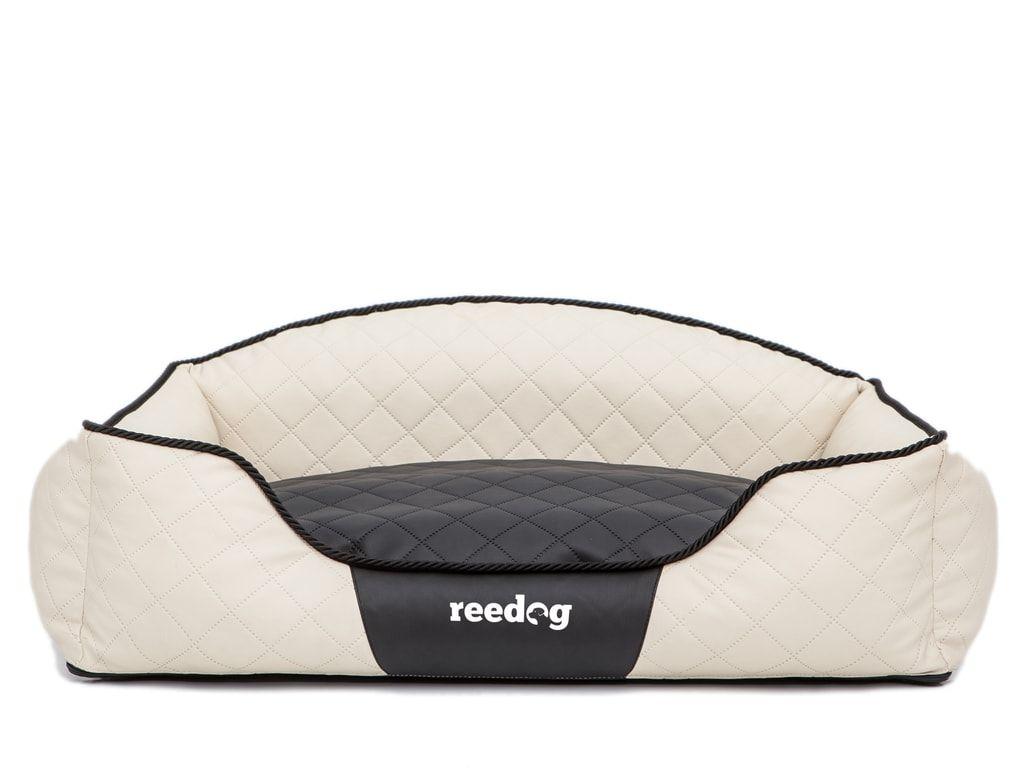 Pelíšek pro psa Reedog Beige + Black Sofa - XL