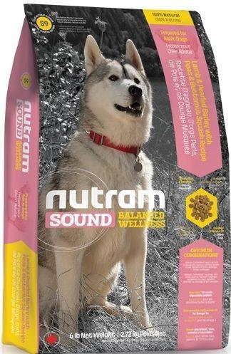 Nutram Sound Adult Dog Lamb 2,72 kg