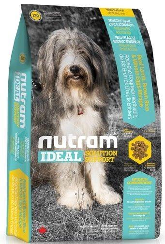 Nutram Ideal Sensitive Skin Coat Stomach Dog 2,72 kg