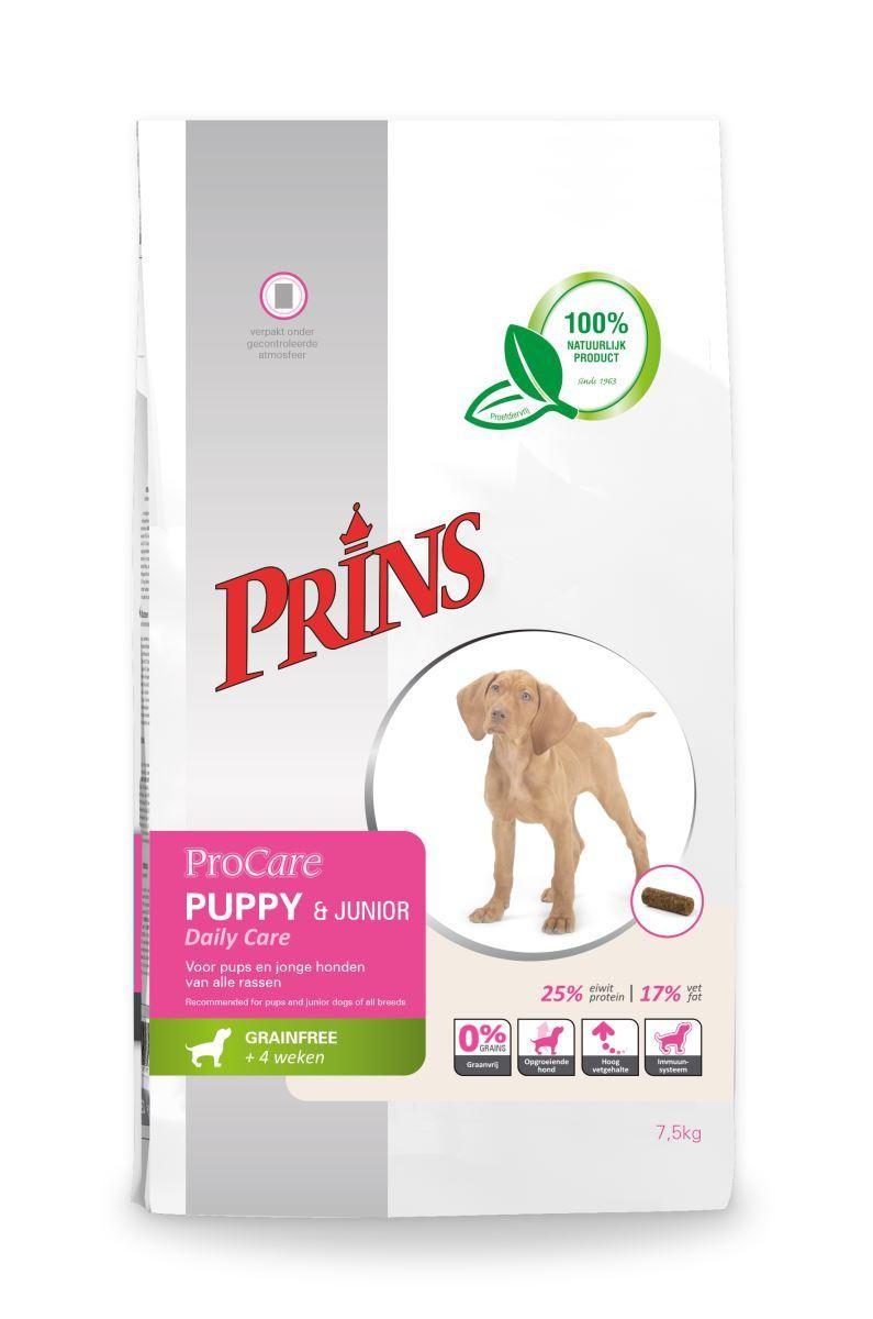 PRINS ProCare grain free PUPPY/junior 7,5 kg