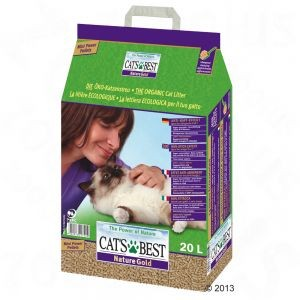 Podestýlka CAT BEST NATURE GOLD 10l/5,5kg