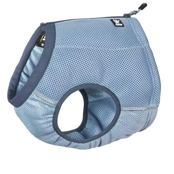 Vesta chladící Hurtta Cooling Vest - modrá L